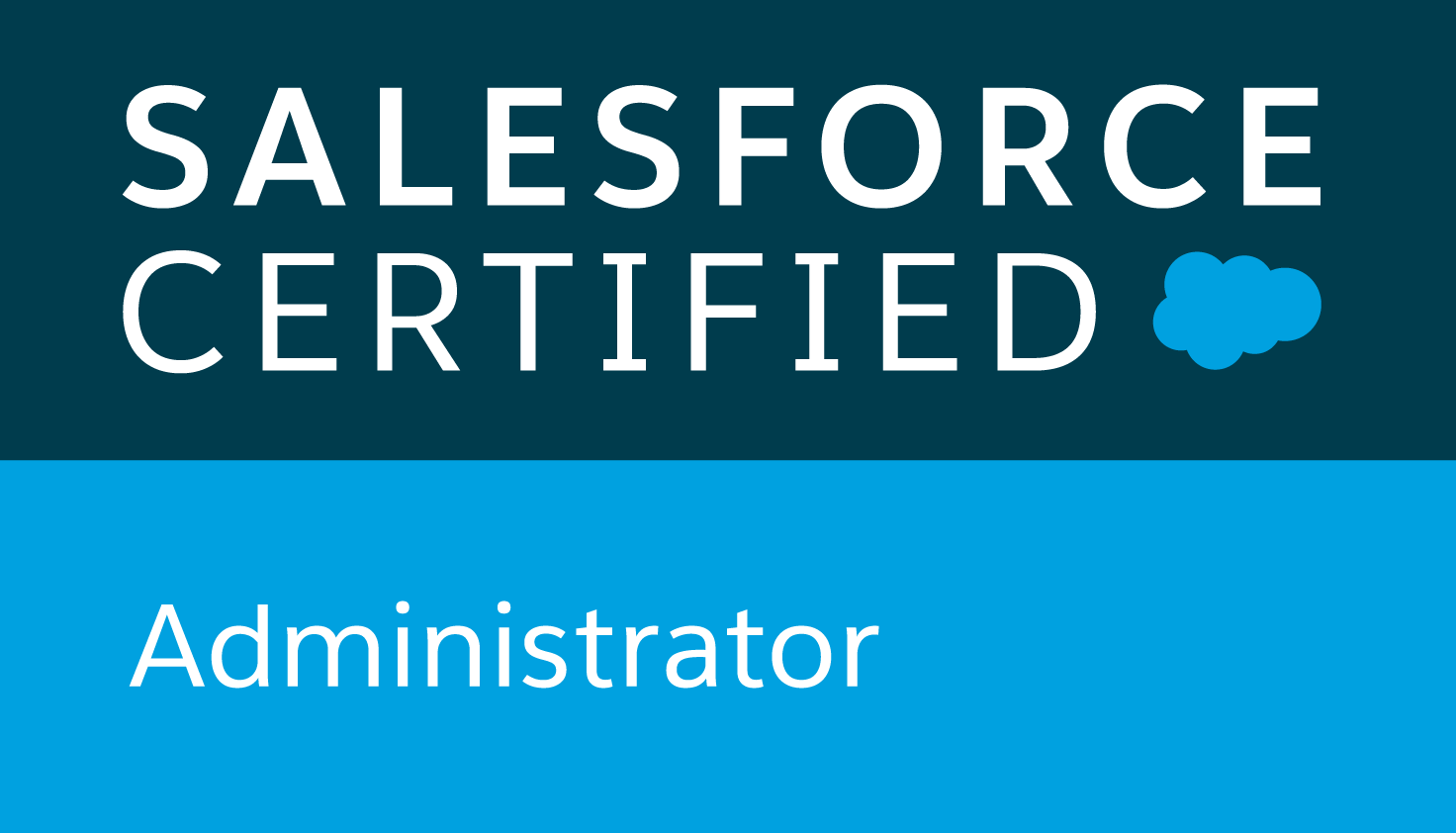 Certified Salesforce Administrator