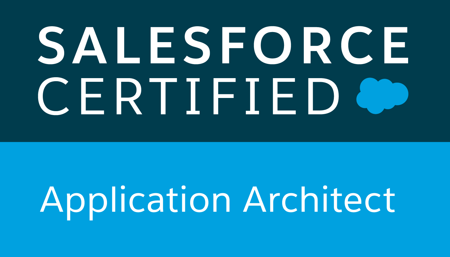 Certified Salesforce Application Architect