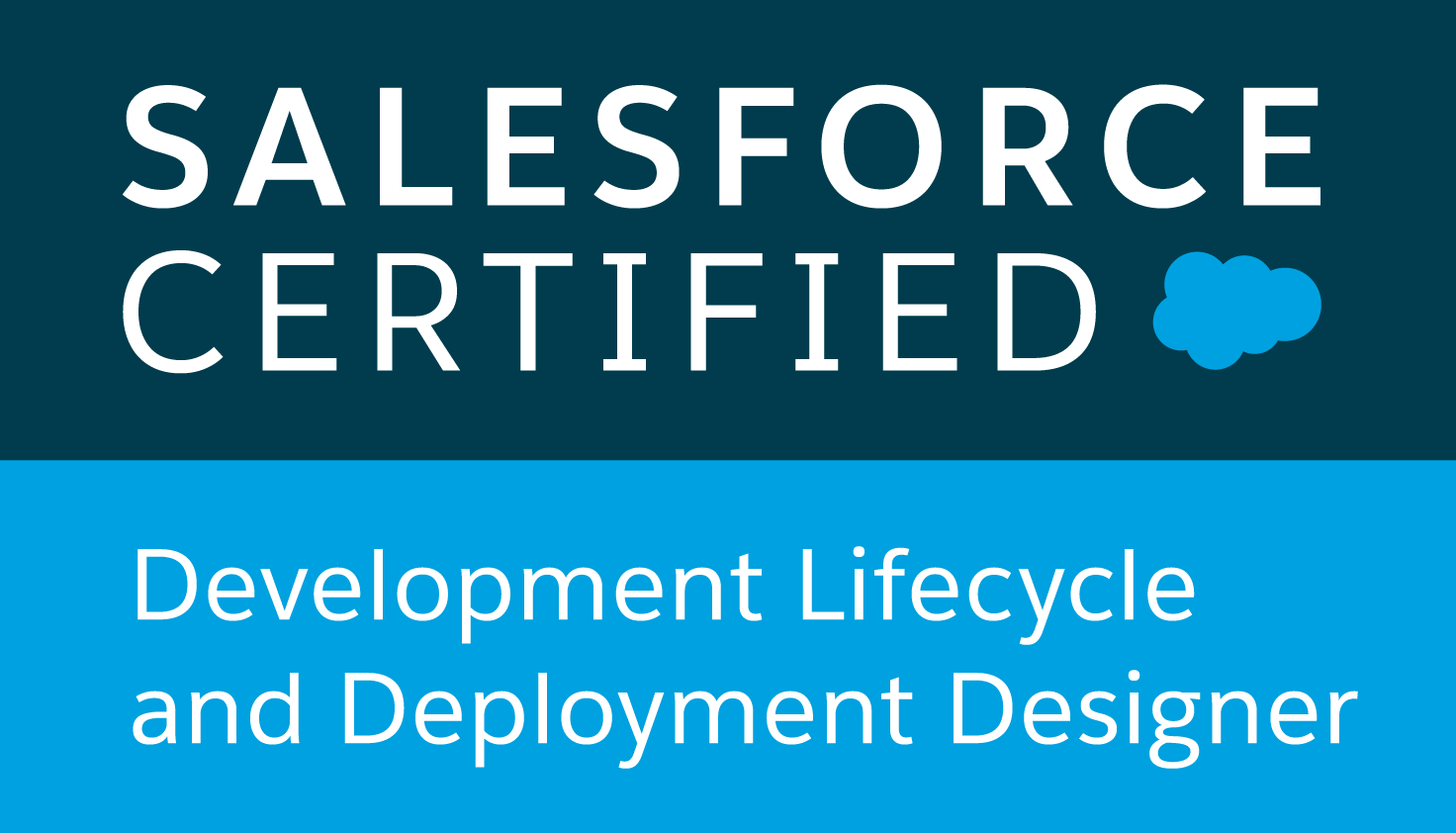 Certified Salesforce Development Lifecycle and Deployment Designer