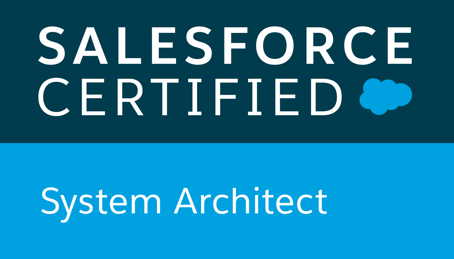 Certified Salesforce System Architect